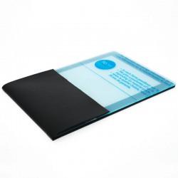 Couverture plexi acrylique avec DOS 30x20